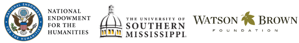 NEH, USM, and the Watson-Brown Foundation